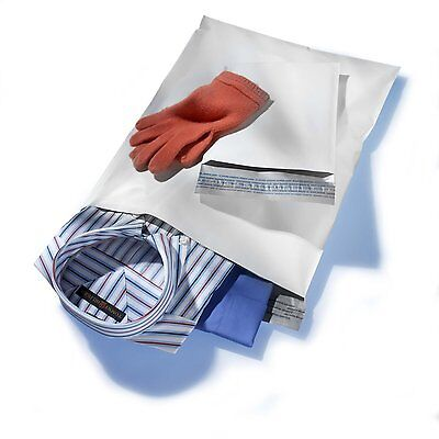 500 10x13 Poly Mailers Shipping Bags Self Sealing Envelopes Quality