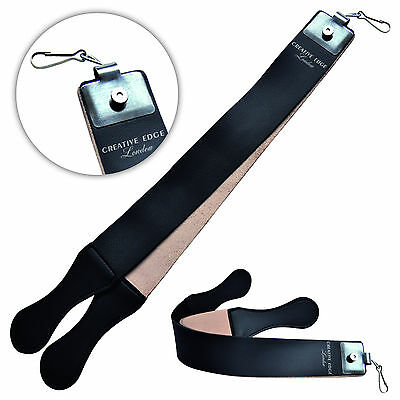 Barber Classic Straight Razors Wet Cut Throat Strop Sharpening Stone SHAVE READY