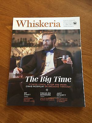 Whiskeria - The Whisky Shop Magazine - Summer 2015 - VGC
