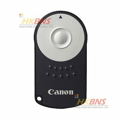 GENUINE Canon RC-6 Wireless Remote Control RC6 for 6D 5D Mark III 70D T4i T5i