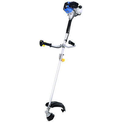 """Blue Max (15"""") 42.6cc 2-Cycle Bike Handle Trimmer/Brushcutter"""