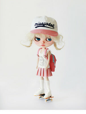 SALE Takara 12'' Neo Blythe Doll Nude Doll Long Yellow Hair For DIY Change Toy