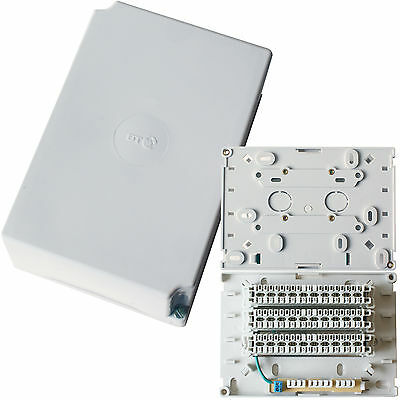BT 220B Box Connection – 237B IDC Strips Cable Coupler Junction Terminal Block