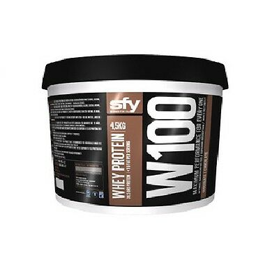 OFERTA PROTEINA W100 WHEY PROTEIN 4.5 KG sabor CHOCOLATE - SCIENCE FOR YOU