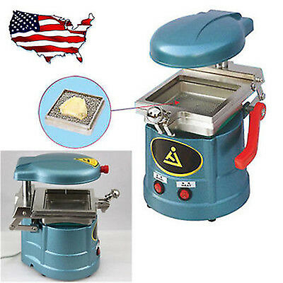Dental Lab Vacuum Forming Molding Machine Material Former Thermoform Plier USA!!