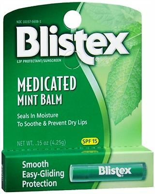 Blistex - Medicated Lip Balm Mint 15 SPF - 0.15 oz. CLEARANCE PRICED Absolue Precious Cells Revitalizing Care - Silky Cream 1.7oz