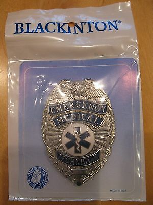 Blackinton Emergency Medical Service  Gold Or Silver