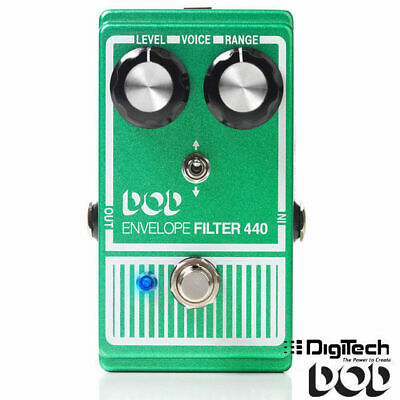 Digitech DOD Envelope Filter DOD-440 Guitar Effect Pedal