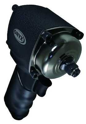 "Astro Pneumatic 1828 ONYX 3/8"" Nano Impact Wrench (450ft/lb)"