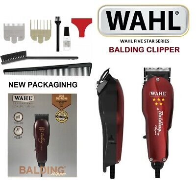 Wahl Professional Balding Hair Clipper *bnib* *three Pin Uk Plug*
