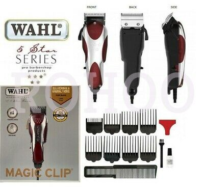Wahl Professional 5 Star Magic Clip Hair Clipper *bnib* *uk*