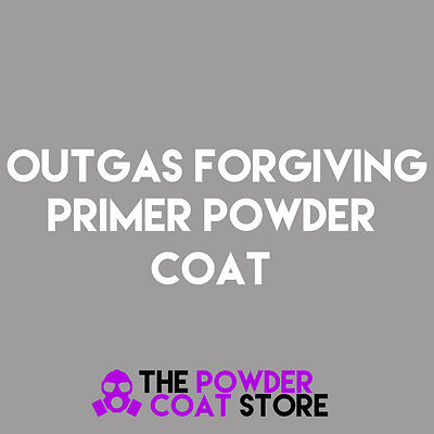 Outgas Forgiving Epoxy Primer Powder Coat Paint - New 1LB