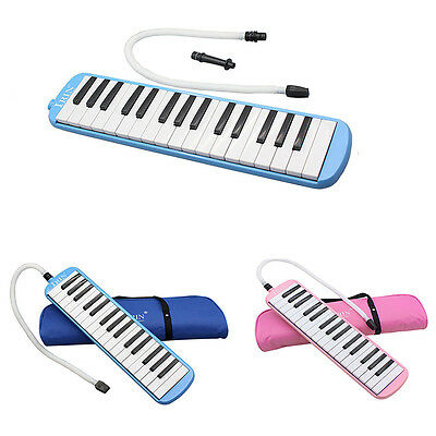 Melodica: 32 note/key Wind Piano with Bag (Keyboard, Mouth Organ) Kids Xmas Gift