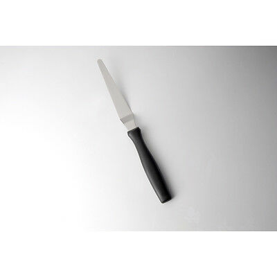 Ateco 1317, Offset Pointed Spatula with 4.75-Inch Blade