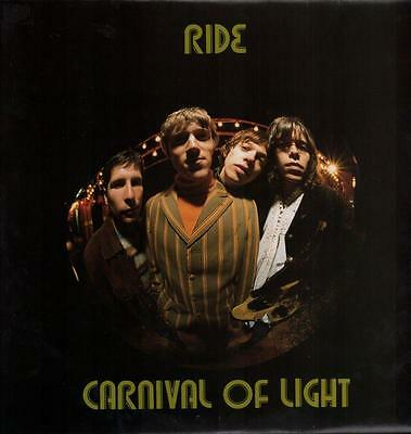"Ride(2x12"" Vinyl LP Gatefold)Carnival Of Light-Creation-CRELP 147-UK-19-VG+/Ex"
