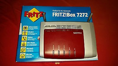 how to open ports fritz box 7272