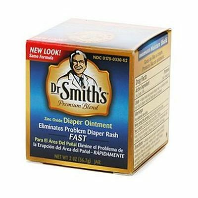 Dr. Smith's Premium Blend Diaper Ointment 2 oz
