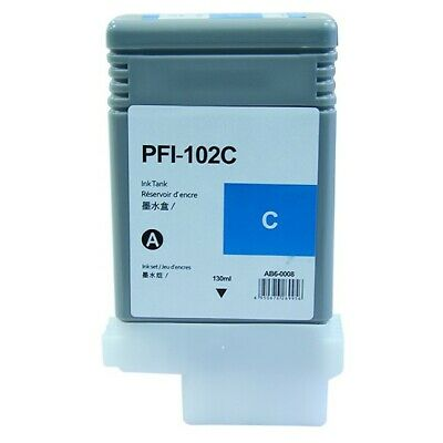 ANY 1 Generic Ink Cartridges for Canon PF-102 IPF-500 IPF-510 IPF-600 IPF-605