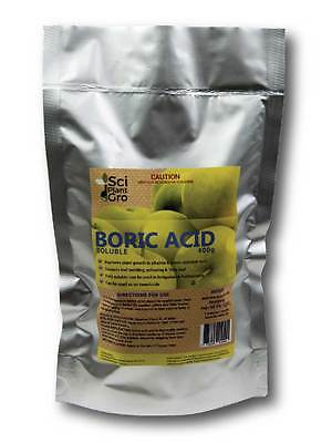 Boric Acid High Purity Fully Soluble Hydroponics Pest Control