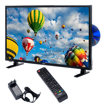 Xoro HTC 2448 LED LCD TV 24 Zoll ✔ PVR ✔ USB ✔ DVB-T2 ✔ HD SAT ✔ DVD ✔12V ✔ 230V