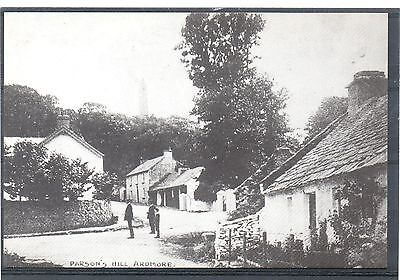 ARDMORE = RP type, Parson`s Hill. Repro from 1910 card. c.1990. Unused.