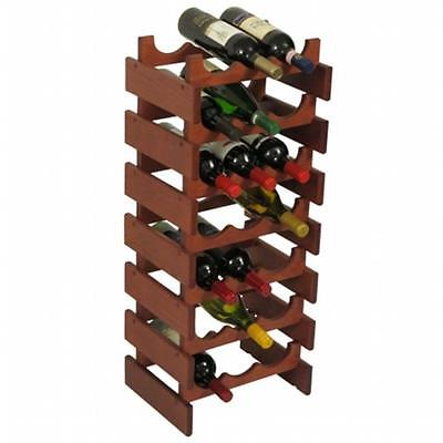 Wooden Mallet WR37MH 21 Bottle Dakota Wine Rack