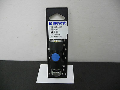 Raccord Rapide Femelle G 3/8 - Prevost S1 - Isi 061102 Cp - Neuf