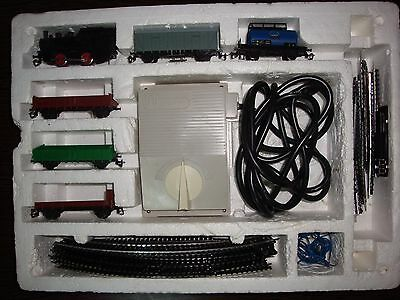 Berliner Bahnen 1:120 scale Train Set 4M tracks Steam Lok 5 Wagon Christmas Gift