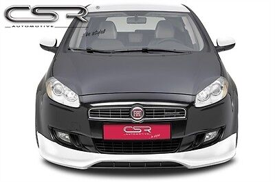 Race Design Headlight Brows Eyelids Eyebrows For Fiat Bravo 04/07 Onwards