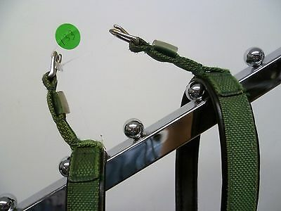 #133 USED Cool Pant Hopples Green Standardbred Harness Horse Racing