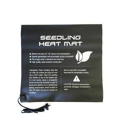 Propagation Seed Starter Heat Mat - 52CM x 51CM | Faster Clone & Germination