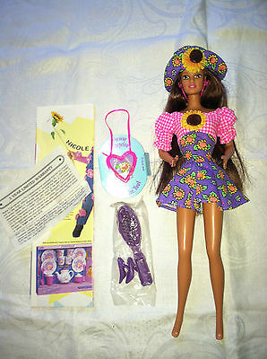 Sunflower Teresa Doll Mattel 1994 New Complete No Box Special Edition