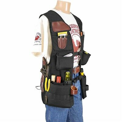 Occidental Leather Work Vest OxyPro 2575 New