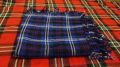 TC Mens Scottish Fly Plaid Heritage of Scotland Tartan/Scotland Kilt Fly Plaid