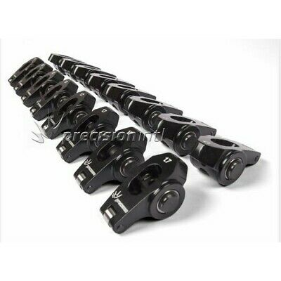 Precision Motorsport PI3201H-BK ROLLER ROCKERS HOLDEN 253-308 BOLT ON ADJUST 1.6