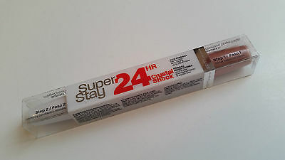 Maybelline Superstay 24Hr Crystal Shock Lipgloss – Amber Allure 170