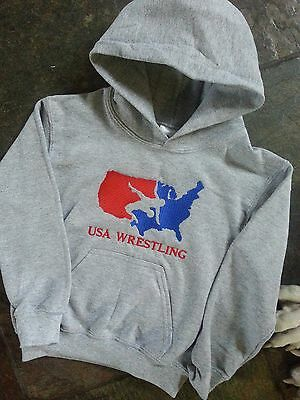 New Embroidery Wrestling Hoodie for Youth and Adult