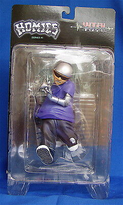 "New - Large 7"" Homies figure Sub-Pop made by Vital Toys in 2003"