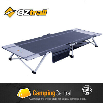 Oztrail Easy Fold (Low-Rise) Camp Single Camping Stretcher