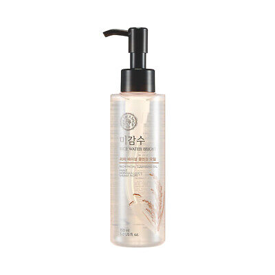 [THE FACE SHOP] Rice Water Bright Rich Cleansing Oil - 150ml (New)