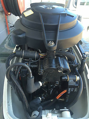 1998 Johnson 9.9 Two Stroke Outboard Engine