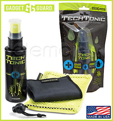 Gadget Guard TechTonic Full Screen Cleaning Cleaner Kit LED LCD Monitor TV Phone