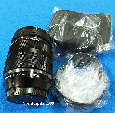 Olympus M.Zuiko 12-40mm F2.8 PRO Lens Splash & Dust Proof For Micro Four Thirds
