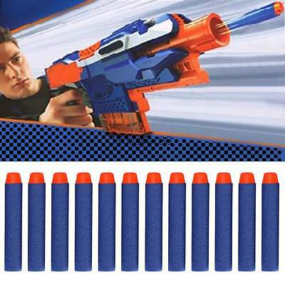 New Lot of 400pcs Eva N-STRIKE Soft Bullet Soft darts for Children toy Nerf Gun