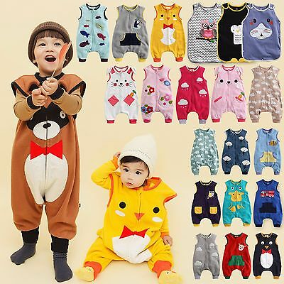 """45Style"" Vaenait Baby Clothes Micro Fleece Blanket Sleepsack Sleeping Set 1-7T"