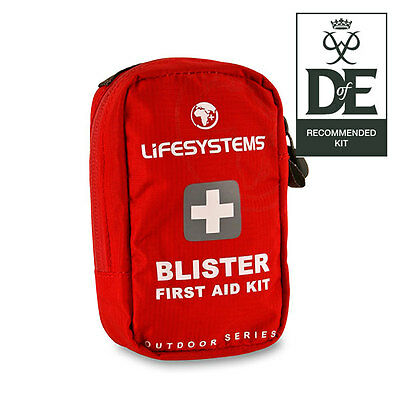 First Aid Kit Blister Lifesystems