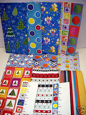 160 - Variety Christmas/New Year Gift Bags/Tissue/Tags.