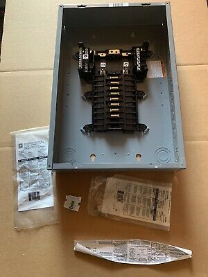 New Square D Circuit Breaker Box Series 84773