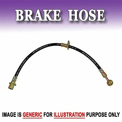 Fits: Brake Hose - Front Left, BH381026 H381026 - Acura CL TL Honda Accord BH121