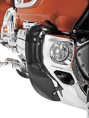 Show Chrome Cowl Deflector Lower Smoke for Honda GL1800 Gold Wing 52-715